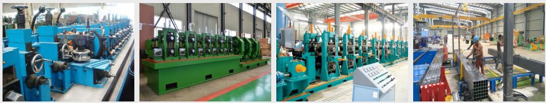 Welded pipe Making Machine Suppliers