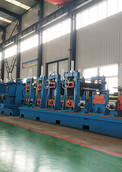 "China's First Used""ZTF Forming Method""Welded Pipe Production Line"