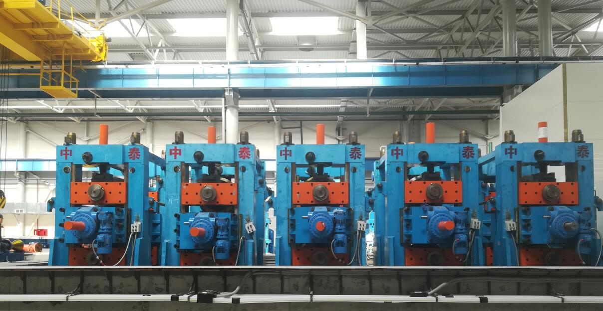Welded Pipe Making Machine Factory