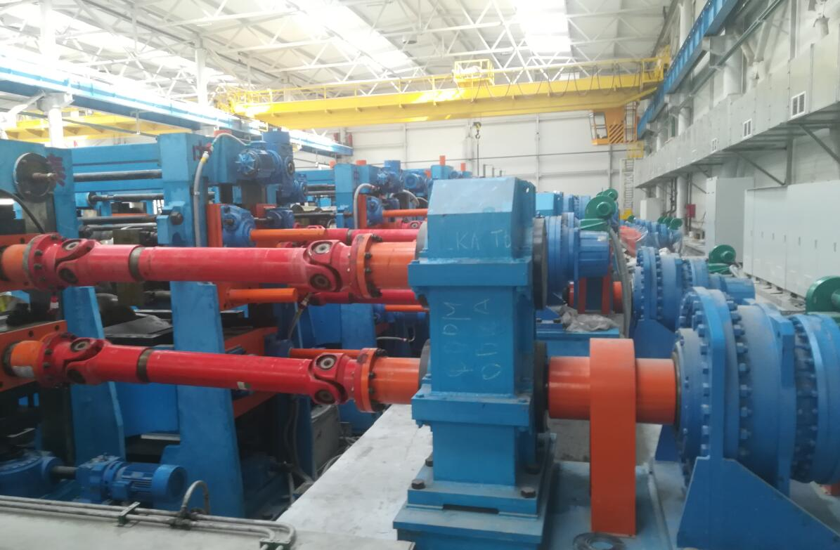 welded pipe production line manufacturers