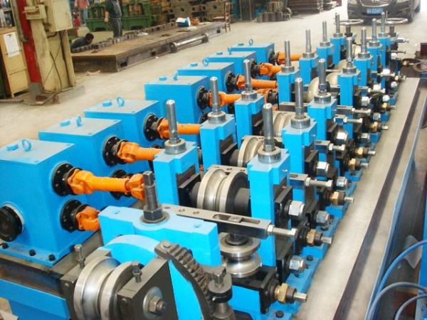 ERW20 H.F. Straight Welded Pipe Production Line