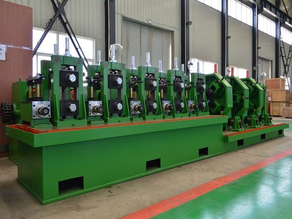 ERW50 H.F. Straight Welded Pipe Production Line