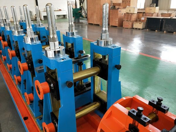 ERW76 H.F. Straight Welded Pipe Production Line