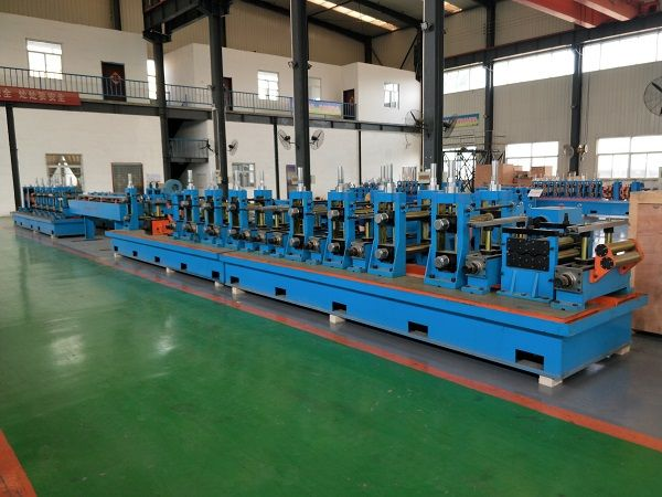 ERW114 H.F. Straight Welded Pipe Production Line