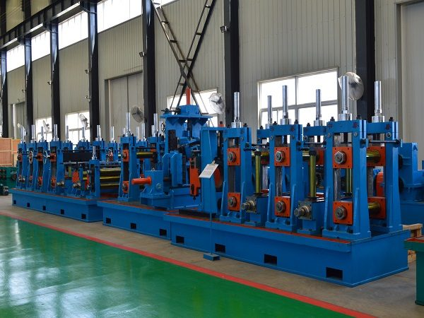 ERW165 Pipe Mill/Tube Mill