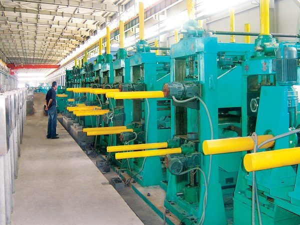 ERW377 Pipe Mill/Tube Mill