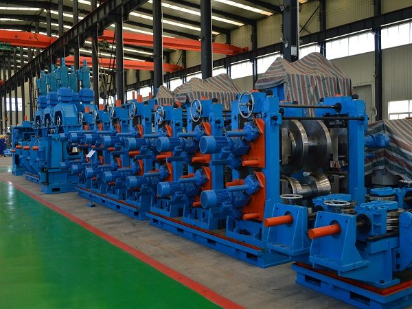 ERW406 Pipe Mill/Tube Mill