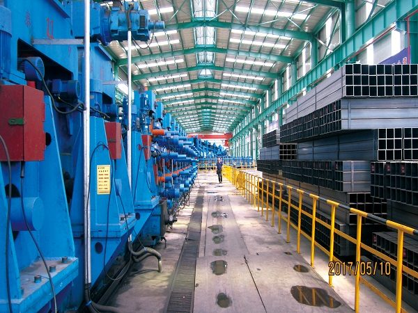 ERW508 Pipe Mill/Tube Mill